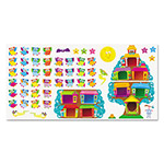 Trend Enterprises Owl Stars Job Chart Bulletin Board Set, 54 pieces