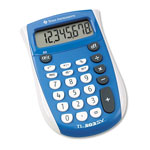 Texas Instruments TI-503SV Pocket Calculator, Battery, 8 Digit LCD Display