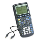 Texas Instruments TI-83PLUS Programmable Graphing Calculator, 16 Character x 8 Line Display, 187KB