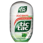Tic Tac Breath Mints, Freshmint, 3.4oz, 4/Box