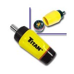 Titan Stubby Gearless Ratchet Driver w/Bits