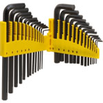Titan 25 Piece Hex Key Set