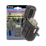 Titan Windproof / Outdoor Lighter, 6 PackDisplay