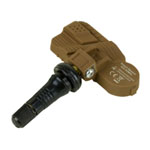 The Main Resource Snap-In Style Universal 433.92 MHZ TPMS Programmable Smart Sensor, Brown