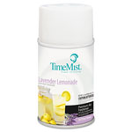 Timemist Metered Fragrance Dispenser Refill, Lavender Lemonade, 6.6 oz, Aerosol