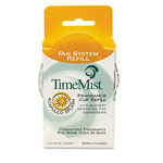 Timemist Fragrance Cup Refill, Last 30 Days, 12/CT, Acapulco Splash