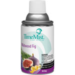 Timemist Metered Aerosol Fragrance Dispenser Refill, Wildwood Fig, 6.6oz Aerosol, 12/CT