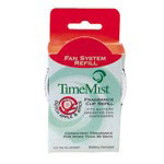 Timemist Continuous Air Freshener Refill, Apple & Spice, Case of 12
