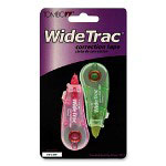 "Tombow Correction Tape, Wide Trac, 1/3""x236"", 2/CD, White Tape"