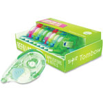 "Tombow MONO Refillable Correction Tape, 1/6"" x 472"", 2 Applicators/8 Refills"