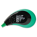 Tombow 68780 Correction Tape, Green/Black