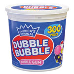 Tootsie Roll® Bubble Gum, Original Pink, 300/Tub