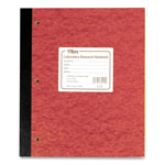 "TOPS Notebook, Lab Reasrch, 11x8 /2"", Brown"