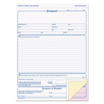 TOPS Carbonless Triplicate Proposal Form, 8 1/2 x 11, 50 Sets/Pack