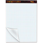 "TOPS Planning Pad, 8-1/2""Wx11-3/4""H, 80 SH/PD, WE"