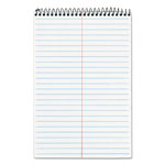 TOPS Gregg Ruled Spiral Steno Notebook, 6x9, 80 White Sheets