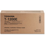 Toshiba Toner Cartridge for 120/150, 8000 Page Yield, Black