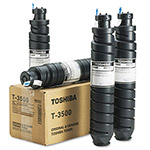 Toshiba Black Copier Toner Cartridge for Model E Studio 28, 35, 45