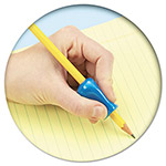 "The Pencil Grip Pen and Pencil Grip, Assorted, 1 1/2"", 50 per Pack"