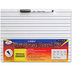 "The Pencil Grip Personal Whiteboard Kit, 11""Wx1""Lx9""H, WE"