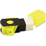 "The Pencil Grip Sharpener/eraser, 1/2""Wx1/2""Lx2-1/2""H, Multi"