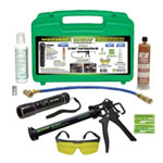 Tracer A/C EZ-Shot Leak Detection Kit with OPTI-PRO Flashlight