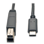 Tripp Lite USB 3.0 Superspeed Cable, USB to VGA, 3 ft, Black