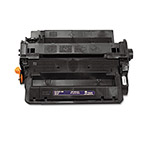 Troy 281601500 Compatible MICR High-Yield Toner, 12,500 Page-Yield, Black