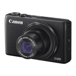 Canon PowerShot S120 Digital Camera