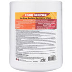2XL CareWipes Surface Sanitizing Wipes, 10 x 10, 500/Bag, 2/CT
