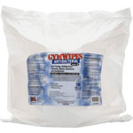 "2XL Advantage Sanitizing Wipes, 6"" x 8"", 900Sheets, White"