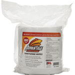 "2XL Advantage Sanitizing Wipes, 6"" x 8"", 1RL, White"