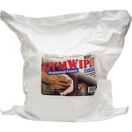 "2XL GymWipes Prof Towelettes Refill, 6"" x 8"", 700 Sheets, 4/PK, WE"