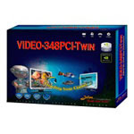Jaton Video-348PCI-Twin - Graphics Adapter - GF 6200 - 512 MB