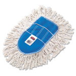 Rubbermaid Kut-A-Way® White Triangle Dust Mop