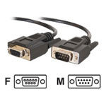 Cables To Go Serial Extender - 3 Ft