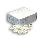 Urocare Large, 22 mm Finger Cots, 144 Per Box