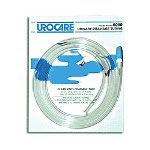 "Urocare Clear-Vinyl Drainage Tubing, 8 1/ 2"" Long x 9/ 32 ID"