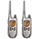 Uniden GMR2889-2CK Two 28 Mile GMRS 2-Way Radios with Dual Charging Cradle