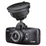 Uniden CAM650 Dashcam Recorder with Built-In GPS, 1920 x 1080p, 170-Degree View Angle