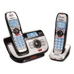 Uniden Cordless Digital Answering System, 2 Handsets