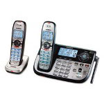Uniden Cordless Phone & Digital Answering System, 2 Handsets