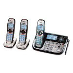 Uniden Cordless Phone & Digital Answering System, 3 Handsets