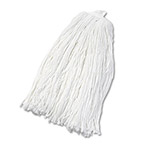 Unisan Cut End Wet Mop Head, Rayon, #32 Size, White