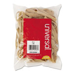 Universal Boxed Rubber Bands, Size 64, Approximately 88, 1/4 lb. Box