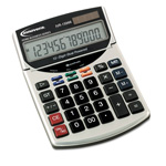 Universal 15966 Portable Minidesk/Handheld Calculator, Solar/Battery, Twelve Digit Display