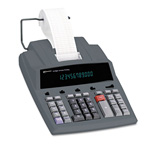 Universal 15990 Two Color Printing Calculator, Twelve Digit Fluorescent Display