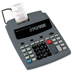 Universal 16000 Two Color Roller Printing Calculator, Twelve Digit Digitron Display, AC