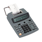 Universal 16015 Two-Color Roller Printing Calculator, Black/Red Print, 2.3 Lines/Sec