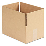"Universal Kraft Corrugated Shipping Boxes, 12"" x 8"" x 6"""